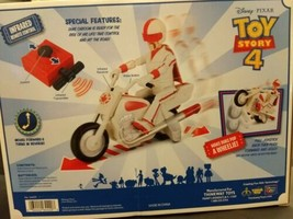 New Walt Disney Pixar Toy Story 4 Duke Caboom remote control motorcycle ... - $59.00