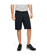 Under Armour Men's Leaderboard Golf Shorts, Black (001)/Black, 34 - $24.74
