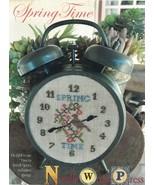 Spring Time cross stitch chart Needlework Press   - $8.00