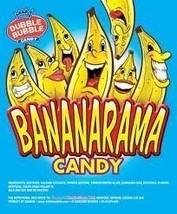BANANA RAMA Candy Dubble Bubble (1 pound bag) by BANANA CANDY - $6.93
