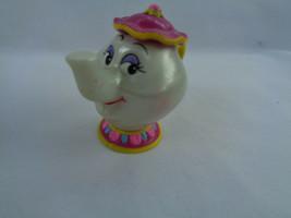 Disney Beauty & the Beast Mrs. Potts Miniature Plastic Figure - As Is - $1.49