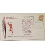 1979 Rose Bowl 65th Championsip Game Trojans v Wolverines Ltd. Edition C... - $5.95