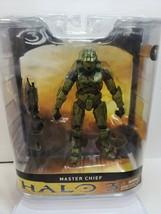 2008 HALO 3 Series 1 MASTER CHIEF Spartan-117 McFarlane Action Figure Co... - $51.08