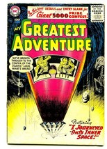 MY GREATEST ADVENTURE #111956DC COMICS-FINAL GOLDEN AGE-VG - $63.05
