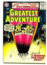 My Greatest Adventure #111956DC COMICS-FINAL Golden AGE-VG - $63.05