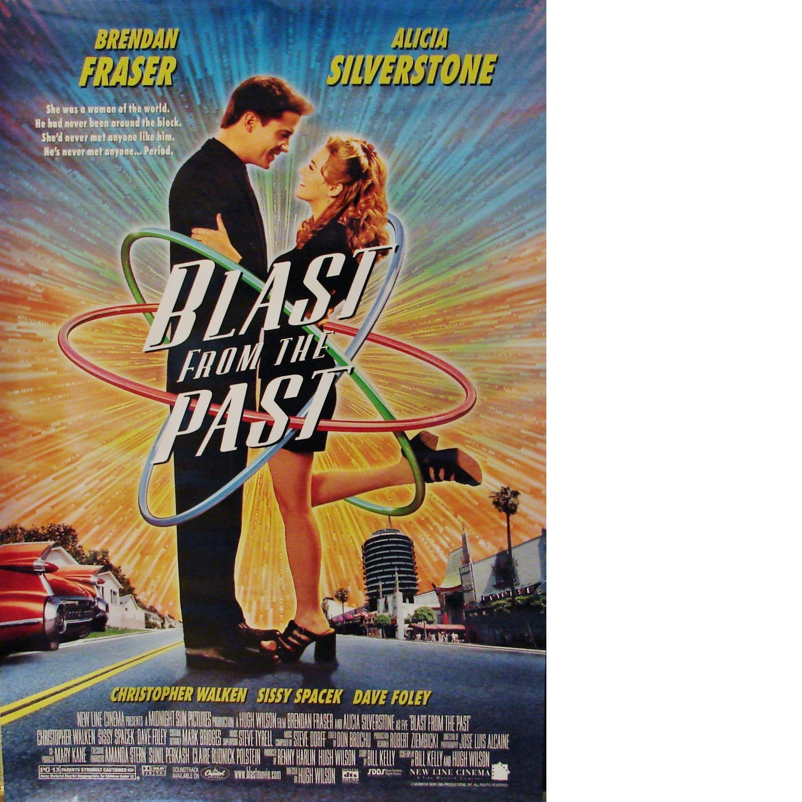 """Pick Any 4 Original 27x40"""" Movie Posters - Any 4 of the 14 available - $44.99"""