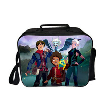 Dragon Prince Kid Adult Lunch Box Lunch Bag Picnic Bag C - $19.99
