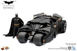 HOT TOYS Bat Man Dark Knight Rising Batmobile 12inch size with box G47 - $3,039.98