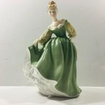 "Royal Doulton Vintage ""Fair Lady"" (HN 2193) Bone China Figurine 1962 - $89.09"