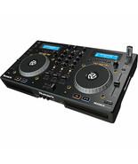Numark - MixDeck Express - Premium DJ Controller with CD & USB Playback - $494.01