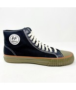 PF Flyers Center Hi Black Brown Mens Casual Shoes PM14OH1K - $59.95
