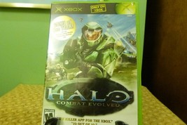 Halo: Combat Evolved (Microsoft Xbox, 2001) Complete w/ Manual - VG - $8.86