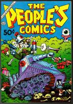 People's Comics,Robert Crumb,1st print,Golden Gate,1972,underground comi... - $57.81
