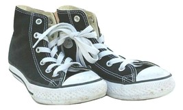 Converse Kid's Black Chuck Taylors Shoes Sneakers High Tops - $18.00