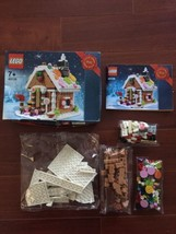 LEGO 40139 Gingerbread House 277 Pieces Limited Edition 2015 Christmas  - $100.00