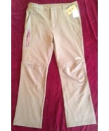 """American Outback Convertible Pants Shorts Tan Coyote Men's Large 40""""x32""""... - $18.69"""