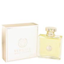 Versace Signature Pour Femme Perfume 3.4 Oz Eau De Parfum Spray image 1
