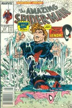 The Amazing Spider Man- Marvel Comics- May #315 - 1989 - $34.95
