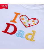 Clothing long sleeve cotton embroider baby rompers girls boys clothes roupas de bebe 3 thumbtall