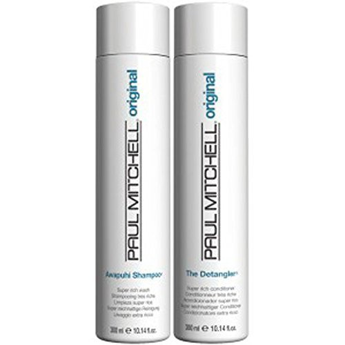 Paul Mitchell Awapuhi Shampoo Super Rich Wash + the Detangler Super Rich Conditi