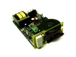 EUROTHERM 018987 CONTROLLER BOARD image 1