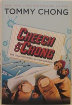Cheech Marin and Tommy Chong Signed Autographed Book 420 Up In Smoke Pro... - $148.49