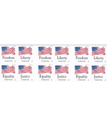 2012 45c Forever Four Flags, Booklet of 20 Scott 4641-4644 Mint F/VF NH - €17,75 EUR