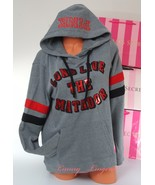 M Medium PINK VS Dayton Flyers Collegiate Collection Hoodie Sweet Jacket... - $47.99