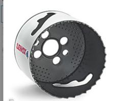 """LENOX 2"""" 51MM Bi-Metal Hole Saw 3003232L (Speed Slot) - $12.86"""