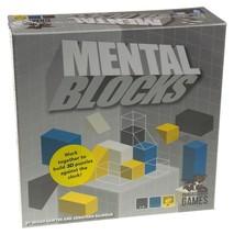 Mental Blocks 3D Puzzles Pandasaurus Games Sawyer Gilmour Collaborative ... - $17.99