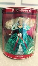 Happy Holidays Special Edition Barbie 1995 NIB Barbie Doll - $10.69