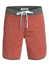 Quiksilver Mens  Street Trunk Scallop Board Shorts 38 - $29.69