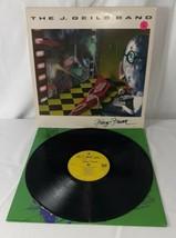J Geils Band, Freeze Frame, LP, Record, 1981 - $4.85