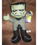 "FRANKENSTEIN Brand New Licensed Plush NWT Tags 13"" Toy Factory Monsters - $11.99"