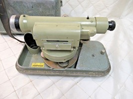 Vintage Fennel Kassel Surveying Equipment Level in Case Germany Survey C... - $125.59