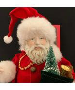 Santa Musical Jack In The Box San Francisco Music Box Company - $25.74