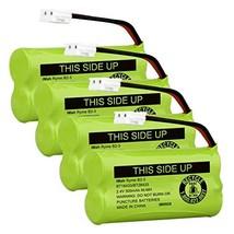 iMah BT18433/BT28433 2.4V 500mAh Ni-MH Cordless Phone Battery Compatible... - $11.79