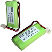 2-Pack HQRP Cordless Phone Battery for VTech BT183342 BT283342 - $9.34