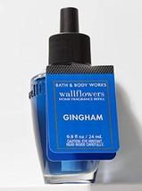 Bath Body Works Wallflowers Fragrance Refill Bulb Gingham - $12.41