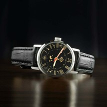 Soviet Men's Wristwatc - Raketa Watch Masonic - Vintage Watch - Global Collectio - $184.78