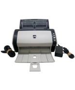 Fujitsu fi-6130Z Color Duplex Scanner With A/C Adapter Bin:1 - $162.99