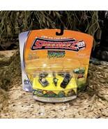 Teenage Mutant Ninja Turtles Speedeez Vehicle Turtles Vs Garbage Man Pla... - $21.95