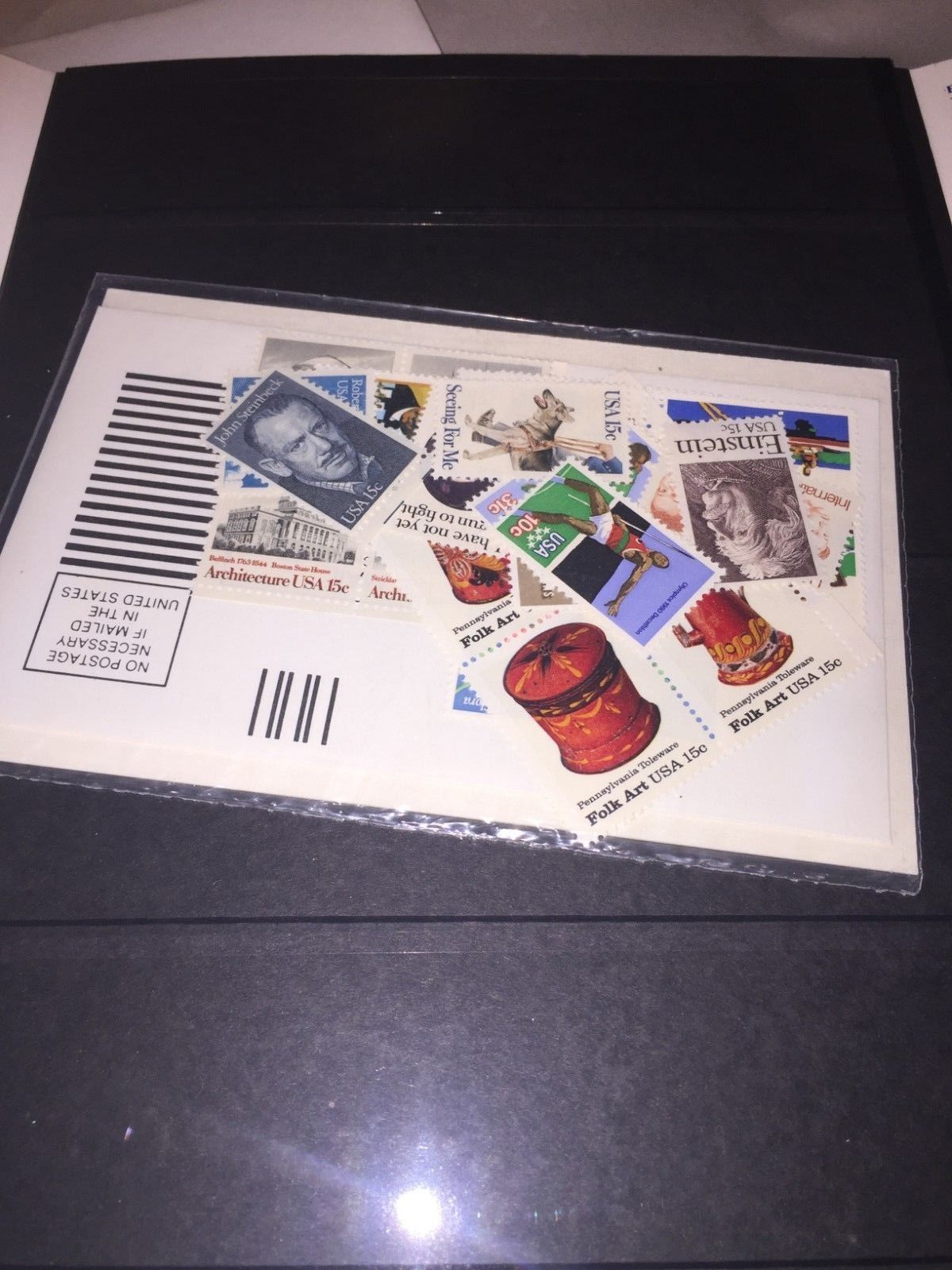 Beautiful Sealed 1979 Mint Set Commemorative USPS Souvenir Album with Stamps