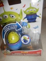 Toy Story Hatch n Heroes Egg  *ALIEN* Figure Disney Pixar Brand New 4 Ch... - $12.86