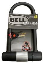 Bell Bike Long U-Lock Anti-Theft Shackle Free Shipping - $21.77