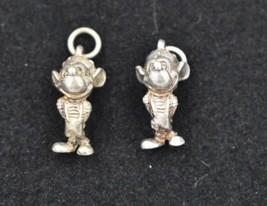 Vintage DISNEY Morty Ferdie Fieldmouse Mickey Mouse's Nephews Sterling C... - $111.56