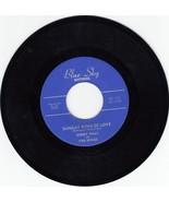 BOBBY HALL & THE KINGS ~ Sunday Kind Of Love * VG+ 45 ! - $7.77