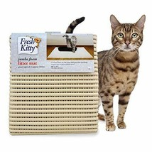 Fresh Kitty Durable XL Jumbo Foam Litter Mat – BPA and Phthalate Free, W... - $23.74
