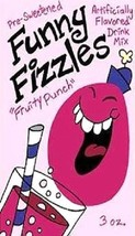 """Funny Fizzles """"Fruity Punch"""" Magnet - $5.99"""