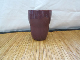 A Starbucks Purple Aida Coffee Tea Cup No Handle 8oz 2008 Ceramic Mug - $14.99